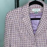 Nine West Jackets & Coats   Nine West Tweed Blazer Size 6   Color: Pink/Purple   Size: 6