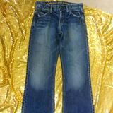American Eagle Outfitters Jeans | American Eagle Mens Slim Boot 30x32 Jean'S Vintage | Color: Blue | Size: 30