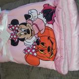 Disney Other   Disney Halloween Minnie Mouse Baby Blanket 30 X 40   Color: Pink   Size: Os