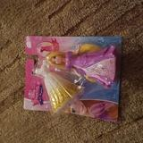 Disney Toys | New In Box! Rapunzel Magiclip Doll | Color: Purple/Brown | Size: Osg
