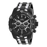 Invicta Men's Watches - Black 26745 Pro Diver Chronograph Bracelet Watch