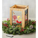Holiday Lantern Centerpiece
