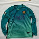 Nike Shirts & Tops   A Bundle Of 2 Soccer Tshirts   Color: Blue/Black   Size: Lb