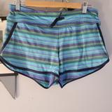 Athleta Swim   Athleta Kata Stripe Swim Shorts M   Color: Blue/Green   Size: M