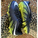 Nike Other | Nike Hypervenom Phinish Ii Fg Soccer Cleats Size 6 Y Youth Black Volt New | Color: Black | Size: 6 Youth