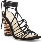 Jessica Simpson Shoes | New! Jessica Simpson Milaye Strappy Dress Sandals | Color: Black | Size: Various