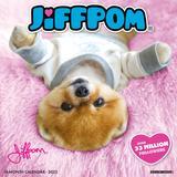 Willow Creek Press Jiffpom (Jiff the Pomeranian) 2022 Wall Calendar