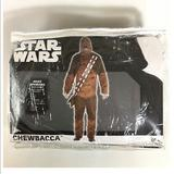 Disney Other | Chewbacca Halloween Costume Size Standard Adult (Up To 42)Disney Brand Star Wars | Color: Brown | Size: Os