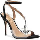 Whitley Dress Sandal - Black - Jessica Simpson Heels