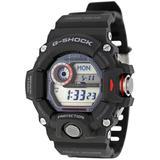 G-shock Perpetual Alarm World Time Chronograph Quartz Digital Watch - Black - G-Shock Watches