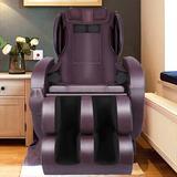 Inbox Zero Minjos Integrated Fullbody Air Bag Zero-Gravity 8D Electric Massage Chair Space Capsule in Black/Green/Red | Wayfair