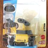 Disney Toys   Disney Mattel Micro Collection Wall-E Cake Topper Collectible   Color: Black/Yellow   Size: Osb