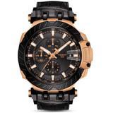 T - Race Chronograph - Metallic - Tissot Watches