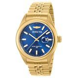 Invicta Aviator Men's Watch - 43mm Gold (38412)