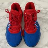 Adidas Shoes | Marvel Adidas D.O.N. Issue #1 Amazing Spider Man Redblue | Color: Blue/Red | Size: 6.5b