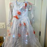 Disney Costumes | Gorgeous Disney Princess Costume | Color: Red | Size: 56