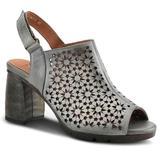 Tammie Sandal - Gray - Spring Step Heels