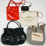 Coach Bags | Coach, Michael Kors, Fossil, Acadia 5 Bag Lot | Color: Brown | Size: Os