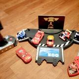 Disney Toys | Disneypixar'S Cars Toys & Friends | Color: Black/Red | Size: Osbb