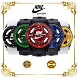 Nike Accessories   Nike Watches (Multi-Colors) Hollow Analog Sports Wristwatch + Free Gift!   Color: Black/Red   Size: Various