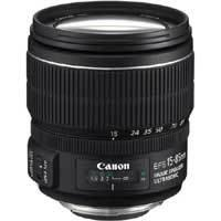 Canon 3560B002 EF-S 15-85mm f3.5-5.6 IS USM SLR Lens