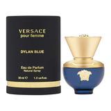 Versace Dylan Blue Pour Femme By Gianni Versace 1 OZ Eau De Parfum for Women's