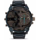Mr. Daddy 2.0 Chronograph 57mm - Blue - DIESEL Watches