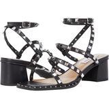 Impel Heeled Sandal - Black - Steve Madden Heels
