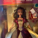 Disney Toys   Holiday Princess Belle, Barbie Size Doll. Nib   Color: Brown   Size: Na