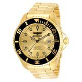 Invicta Pro Diver Automatic Men's Watch - 47mm Gold (35723)