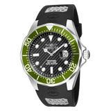 Invicta Men's Watches - Black & Green 12560 Pro Diver Watch