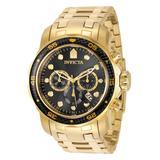 Invicta Men's Watches - 35398 Pro Diver Quartz Chronograph Charcoal Dial Watch
