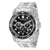 Invicta Men's Watches - 35395 Pro Diver Quartz Chronograph Black Dial Watch