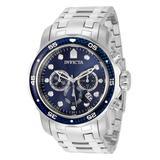 Invicta Men's Watches - 35396 Pro Diver Quartz Chronograph Blue Dial Watch