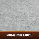 Symple Stuff Thick Non-Slip Area Rug Pad Mat, Non-Woven Fabric For Hard Surface Floor, For Runners, Keep Safe & In Place For Area Rugs,Nice Carpet
