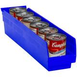 Inbox Zero Cherrel Nesting Bin Box in Blue, Size 4.0 H x 4.13 W x 17.88 D in   Wayfair 753C0875AA7D4B9F95A7791B04238AED