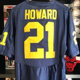 Nike Other   Desmond Howard Michigan Jersey   Color: Yellow   Size: 50