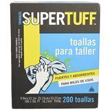 Trimaco 10220 200 Count Box SuperTuff Shop Towels