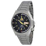 Orient RA-AA0B03L19A Men's SK Diver Retro Stainless Steel Blue Dial Automatic Watch
