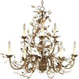 Maxim Lighting Elegante 29 Inch 9 Light Chandelier - 2852EG