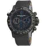 Raymond Weil Nabucco Rivoluzione Mens Titanium Chronograph Watch 7810-BSF-05207