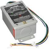 Leviton 32120-1 120/240 Volt Single Phase, Surge Panel, DHC and X10 Compatible, 80Ka L-N Max Surge Current