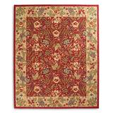 """Brianna Hand-hooked Wool Area Rug - 5'3"""" x 8'3"""" - Frontgate"""