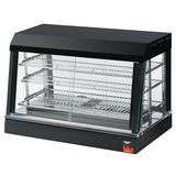 "Vollrath 40734 36"" Self Service Countertop Heated Display Case - (3) Shelves, 120v"