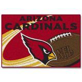 "NFL Arizona Cardinals Small Tufted Rug, 20"" x 30"""