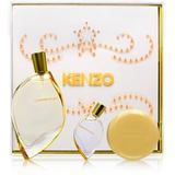 Summer By Kenzo 3 Piece Gift Set: 1.7 Oz Eau De Parfum + .12 Oz Miniature Eau De Parfum + 1.7 Oz Soap