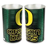 WinCraft NCAA Oregon Ducks 15 Waste Basket, Team Color, One Size
