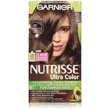Garnier Nutrisse Haircolor, B1 Cool Brown Iced Macchiato (Packaging May Vary)