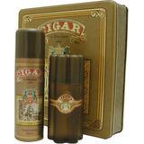 Cigar By Remy Latour For Men. Gift Set ( Eau De Toilette Spray 3.3 Oz + Deodorant Spray 6.6 Oz ).