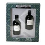 Grey Flannel By Geoffrey Beene For Men. Gift Set (eau De Toilette Spray 4.0 Oz+ Aftershave 4.0 Oz )